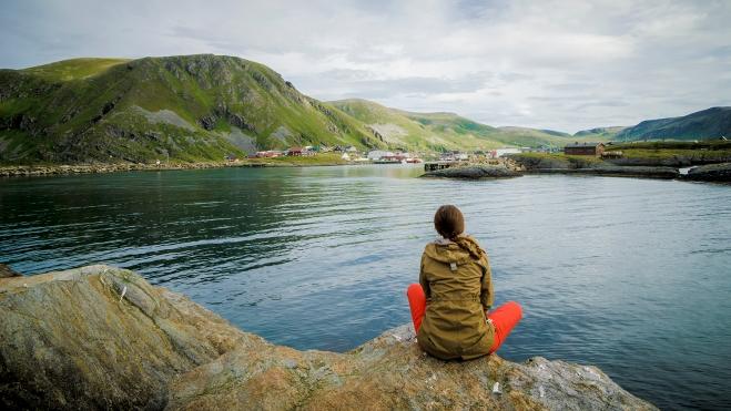 Meditasjon på Sørøya